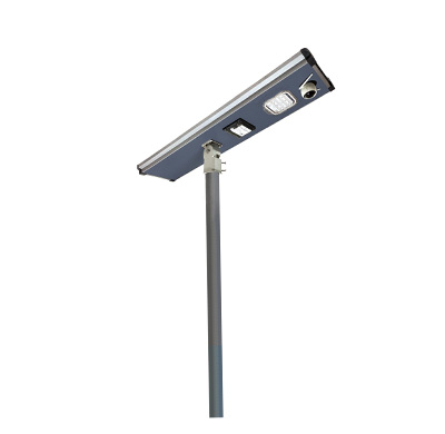 All In one Solar Street Light with CCTV Camera